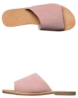 BLUSH WOMENS FOOTWEAR URGE FASHION SANDALS - URG17062BLSH