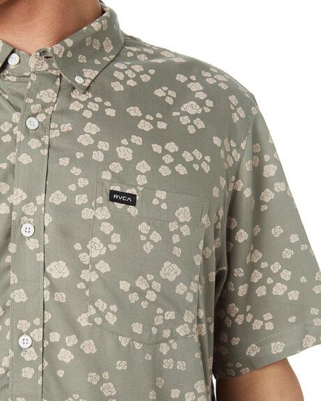 SAGE MENS CLOTHING RVCA SHIRTS - R182185SAGE