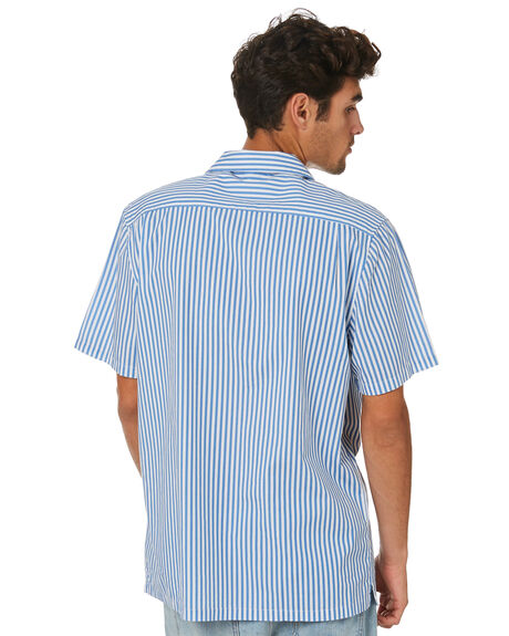 BLUE MENS CLOTHING SWELL SHIRTS - S5203166BLUE