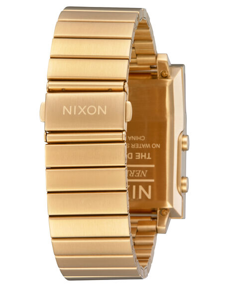 ALL GOLD MENS ACCESSORIES NIXON WATCHES - A1266-502