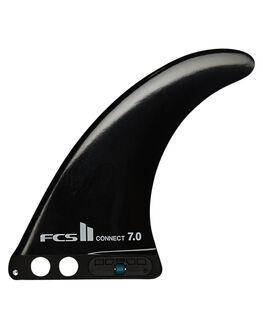 BLACK BOARDSPORTS SURF FCS FINS - FCON-GF01-LB-70-RBLA