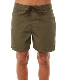 CLOVER MENS CLOTHING DEUS EX MACHINA BOARDSHORTS - DMP82029CLOV