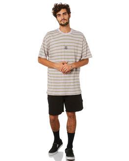 CLOUD GREY MENS CLOTHING MISFIT TEES - MT093100CLDGR
