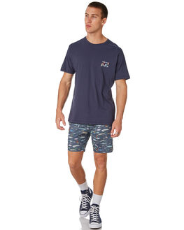 SLATE MENS CLOTHING BARNEY COOLS TEES - 132-CR2SLATE