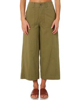 KHAKI WOMENS CLOTHING MINKPINK PANTS - MD1808931KHAKI