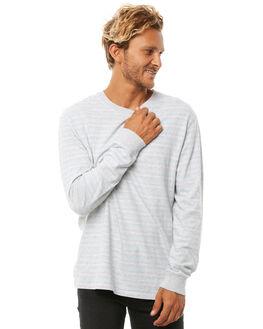 LIGHT GREY MARLE MENS CLOTHING INSIGHT TEES - 5000000953LGM