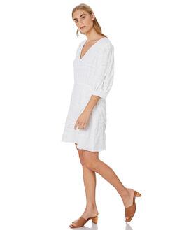 WHITE WOMENS CLOTHING MLM LABEL DRESSES - MLM746AWHT