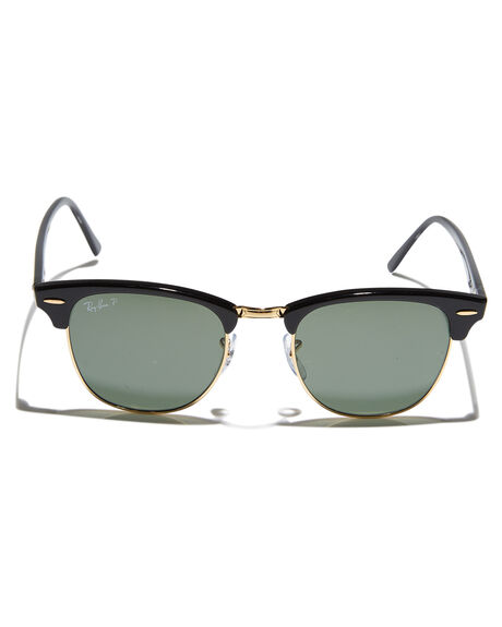 BLACK MENS ACCESSORIES RAY-BAN SUNGLASSES - 0RB3016BLK
