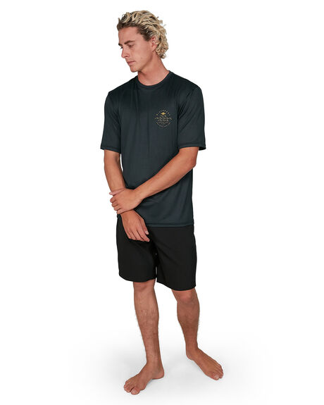 BLACK HEATHE BOARDSPORTS SURF BILLABONG MENS - BB-9704501-BLH