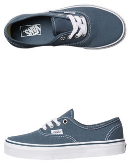 DARK SLATE WHITE KIDS BOYS VANS SNEAKERS - VN-08H3MJ7GRY