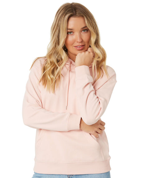 PALE PINK WOMENS CLOTHING AS COLOUR JUMPERS - 4120PPNK