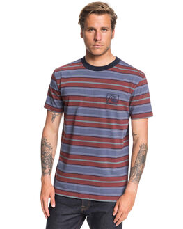 ANDORA BOATE MENS CLOTHING QUIKSILVER TEES - EQYKT03946-RSD3