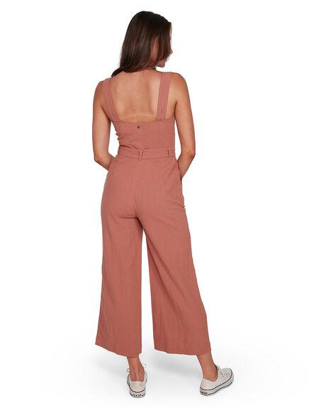 PECAN WOMENS CLOTHING BILLABONG PLAYSUITS + OVERALLS - BB-6503525-PCN