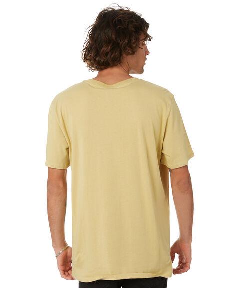 LEMON DUST MENS CLOTHING DEPACTUS TEES - D5214001LMDST