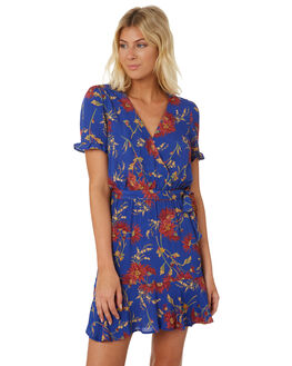 FLORAL OUTLET WOMENS SWELL DRESSES - S8188442FLORL