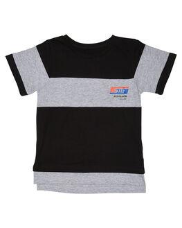 BLACK KIDS BOYS ST GOLIATH TOPS - 2820008BLK
