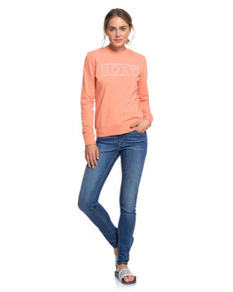 TERRA COTTA WOMENS CLOTHING ROXY JUMPERS - ERJFT04175-MJN0