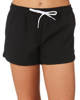 BLACK KIDS GIRLS RIP CURL SHORTS + SKIRTS - JBOBF10090