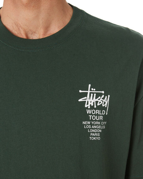 FOREST MENS CLOTHING STUSSY TEES - ST016001FRST