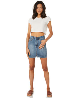 BLUE MOON WOMENS CLOTHING BILLABONG SKIRTS - 6581525307