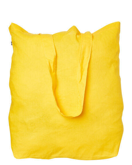 YELLOW MENS ACCESSORIES MISFIT BAGS + BACKPACKS - MT793005YEL