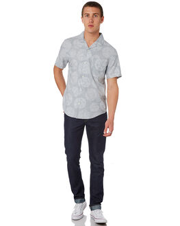 PEARL BLUE SAND MENS CLOTHING OUTERKNOWN SHIRTS - 1310095PSD
