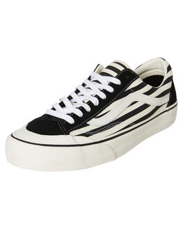 BLACK MENS FOOTWEAR VANS SNEAKERS - VNA3ZCJXMUBLK