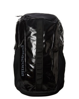 BLACK MENS ACCESSORIES PATAGONIA BAGS + BACKPACKS - 49300BLK