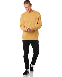 MUSTARD MENS CLOTHING RIP CURL JUMPERS - CFEAB91041