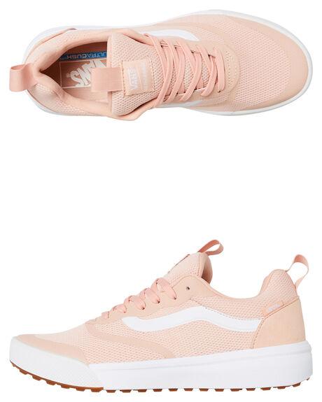 ROSE CLOUD WOMENS FOOTWEAR VANS SNEAKERS - SSVNA3MVUOBJPNKW