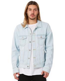 SUPERLIGHT MENS CLOTHING DR DENIM JACKETS - 1711132SLIT