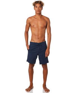 NAVY BLUE MENS CLOTHING PATAGONIA SHORTS - 86735NVYB