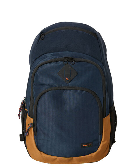 NAVY MENS ACCESSORIES RIP CURL BAGS + BACKPACKS - BBPAO10049
