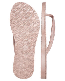 FAWN WOMENS FOOTWEAR RUSTY THONGS - FOL0317FAWN
