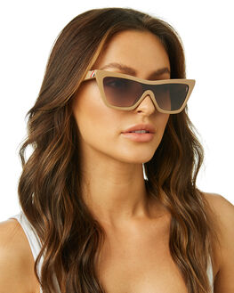TAUPE BROWN WOMENS ACCESSORIES PARED EYEWEAR SUNGLASSES - PE1903TATAU