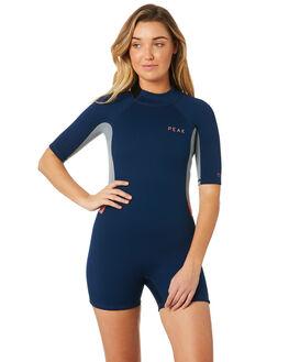 NAVY BOARDSPORTS SURF PEAK WOMENS - PQ404L0049