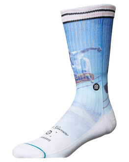 WHITE MENS ACCESSORIES STANCE SOCKS + UNDERWEAR - M556C17BRYWHI