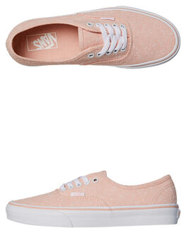 EVENING SAND WOMENS FOOTWEAR VANS SNEAKERS - SSVNA38EMQ8YESANDW