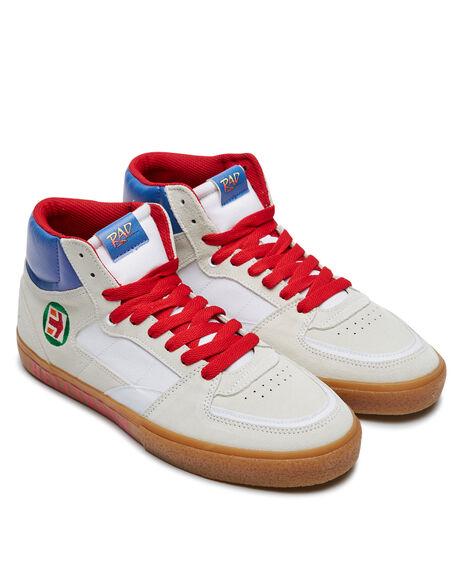 WHITE GUM MENS FOOTWEAR ETNIES SNEAKERS - 4107000557104