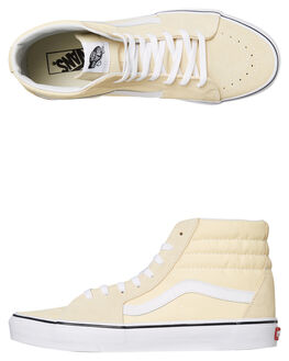 VANILLA CUSTARD MENS FOOTWEAR VANS SKATE SHOES - SSVNA38GEVKVVANM