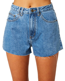 CHOP HACKER BLUE WOMENS CLOTHING INSIGHT SHORTS - 1000083634BLU