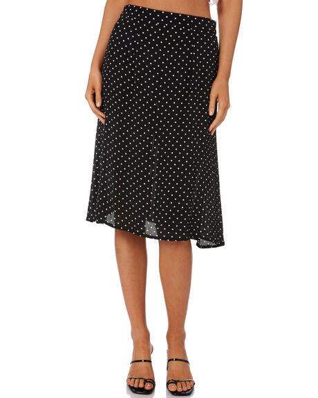 MINIMAL DOT WOMENS CLOTHING RUE STIIC SKIRTS - SA-21-08-3MDFF