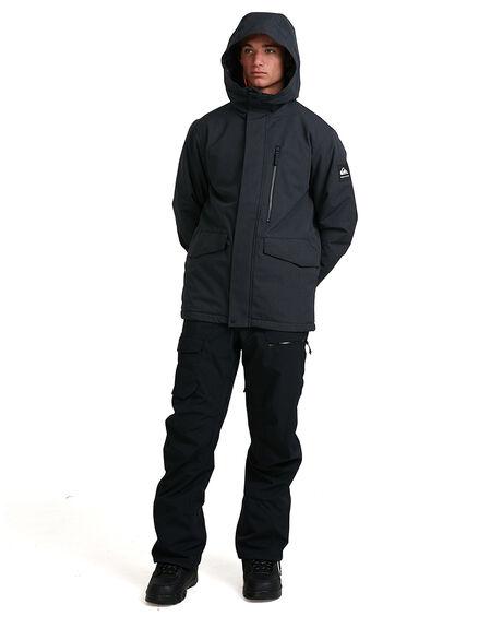 TRUE BLACK BOARDSPORTS SNOW QUIKSILVER MENS - EQYTJ03266-KVJ0