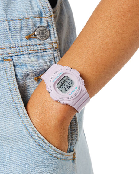 LILAC WOMENS ACCESSORIES BABY G WATCHES - BLX570-6DLIL