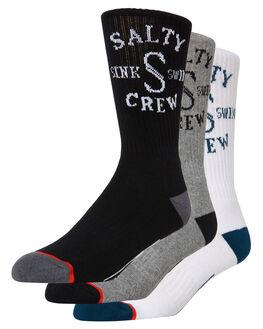 ASSORTED MENS CLOTHING SALTY CREW SOCKS + UNDERWEAR - 35535011ASS