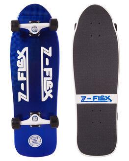 BLUE CRYSTAL BOARDSPORTS SKATE Z FLEX COMPLETES - ZFXSC0013BCRY