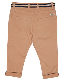 COFFEE KIDS TODDLER BOYS ROOKIE BY THE ACADEMY BRAND PANTS - R19S131COF