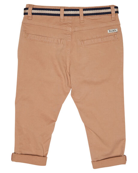 COFFEE OUTLET KIDS ROOKIE BY THE ACADEMY BRAND CLOTHING - R19S131COF