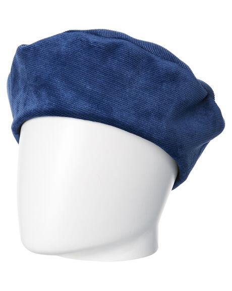 BLUE CORD WOMENS ACCESSORIES BRIXTON HEADWEAR - 00192BLUCD