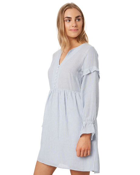 STRIPE WOMENS CLOTHING ELWOOD DRESSES - W93708A7B